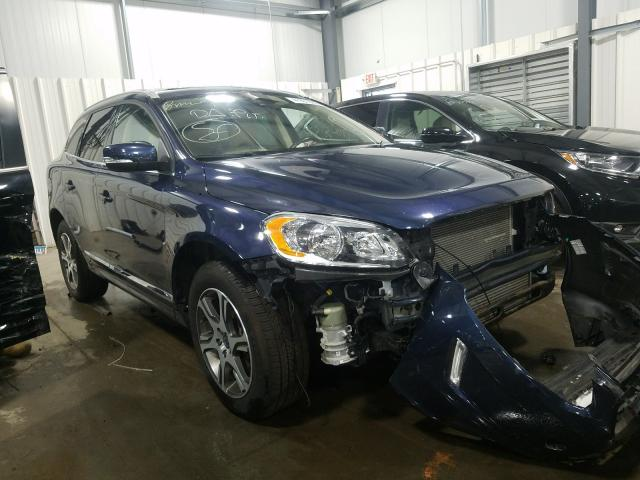 Volvo XC60 T6 PR salvage cars for sale: 2015 Volvo XC60 T6 PR