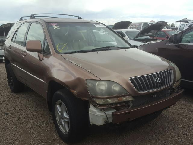 Lexus salvage cars for sale: 1999 Lexus RX 300