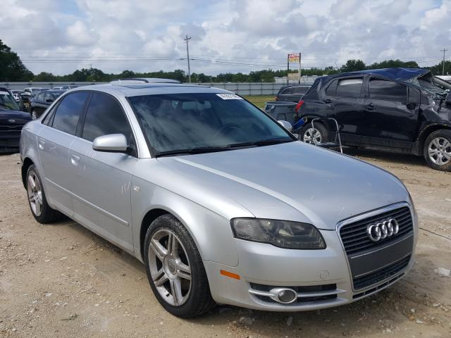 Salvage cars for sale from Copart Newton, AL: 2007 Audi A4 2