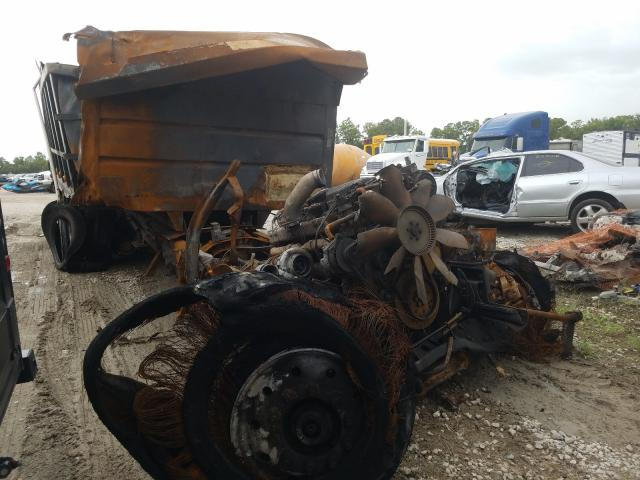 Salvage cars for sale from Copart Houston, TX: 1999 Freightliner Medium CON