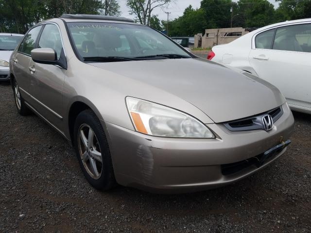 Honda salvage cars for sale: 2003 Honda Accord EX