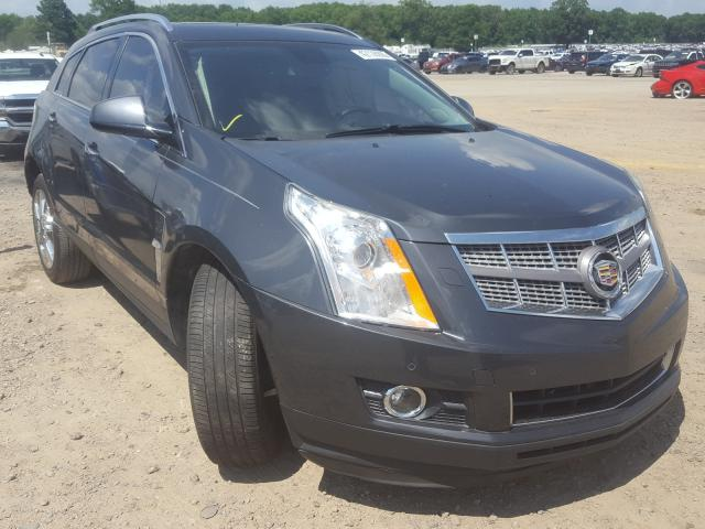 Cadillac salvage cars for sale: 2010 Cadillac SRX Premium
