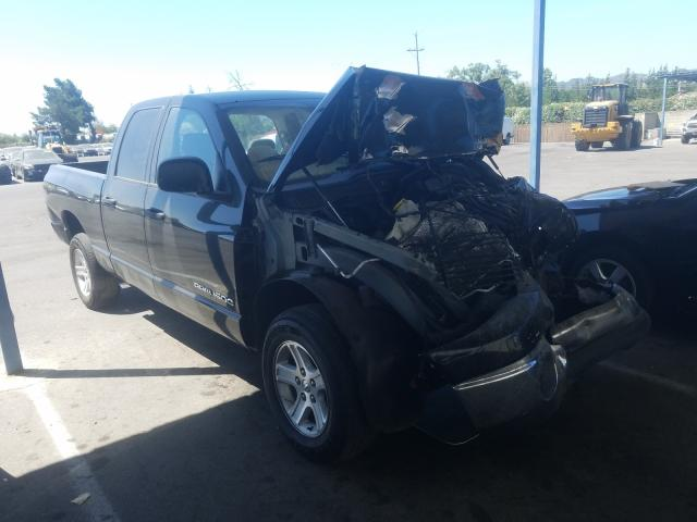 Salvage cars for sale from Copart San Martin, CA: 2007 Dodge RAM 1500 S