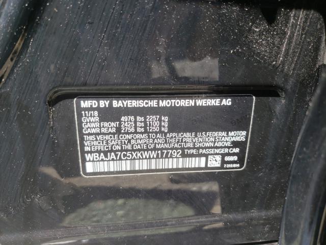 WBAJA7C5XKWW17792