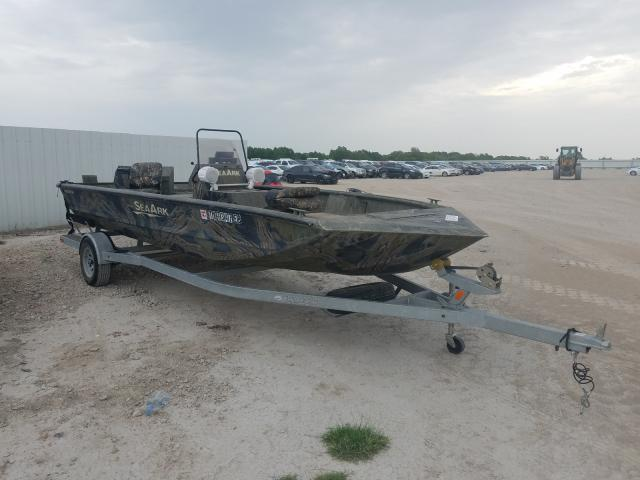 Salvage cars for sale from Copart Temple, TX: 2018 Seaa SA 220BX