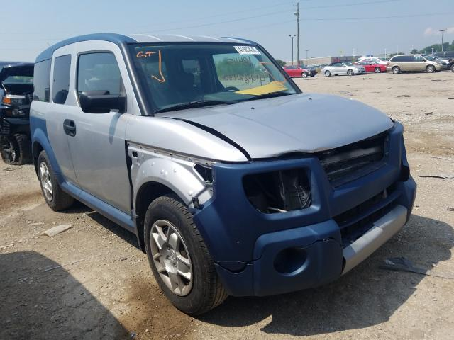Honda Element LX salvage cars for sale: 2006 Honda Element LX