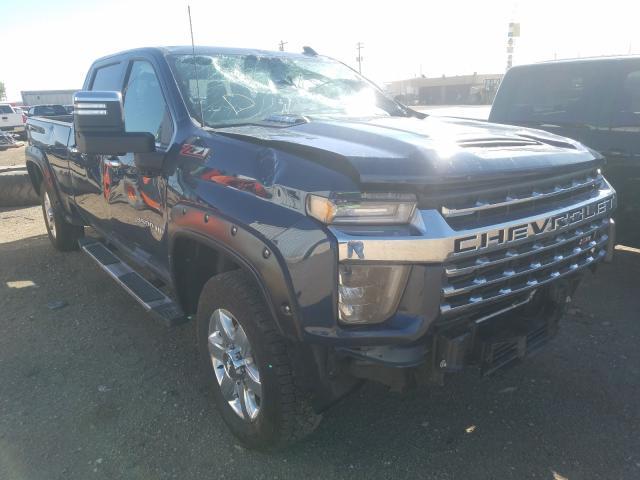 2020 Chevrolet Silverado en venta en Casper, WY
