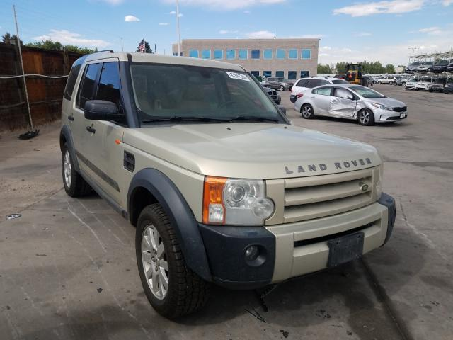 Land Rover salvage cars for sale: 2006 Land Rover LR3 SE