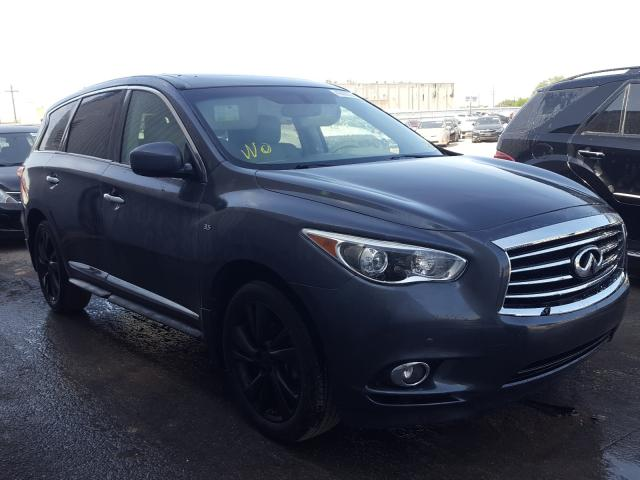 Infiniti QX60 salvage cars for sale: 2014 Infiniti QX60
