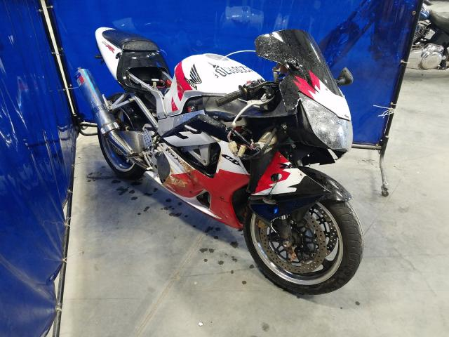Salvage cars for sale from Copart Spartanburg, SC: 2000 Honda CBR900 RR
