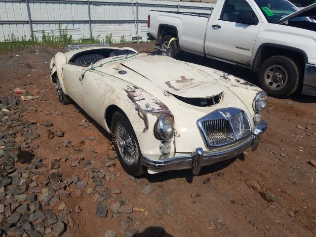 MG salvage cars for sale: 1962 MG Other