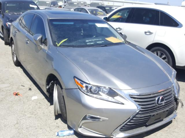 Salvage cars for sale from Copart Martinez, CA: 2016 Lexus ES 350