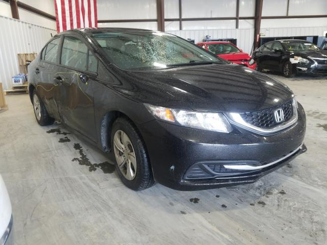 Honda Civic LX salvage cars for sale: 2015 Honda Civic LX