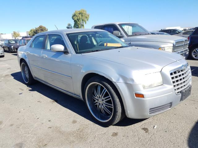 Salvage cars for sale from Copart Martinez, CA: 2008 Chrysler 300 LX