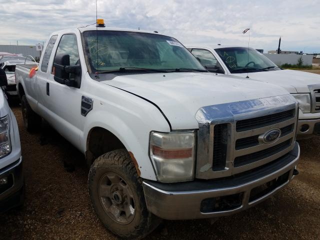 Ford F250 Super salvage cars for sale: 2010 Ford F250 Super