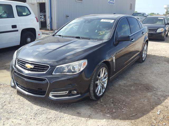 Salvage cars for sale from Copart Mercedes, TX: 2015 Chevrolet SS