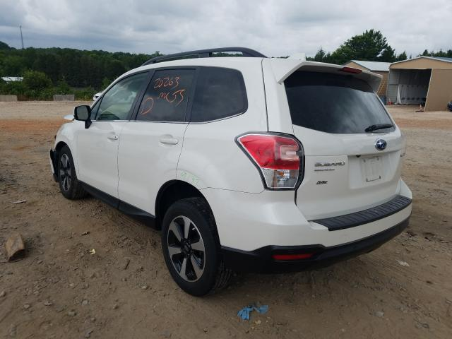 купить 2018 Subaru Forester 2 2.5L JF2SJARCXJH525614