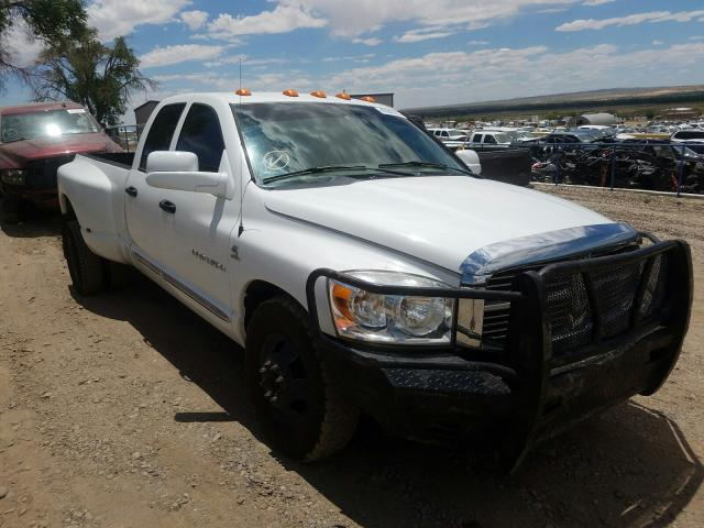 Dodge RAM 3500 S salvage cars for sale: 2006 Dodge RAM 3500 S