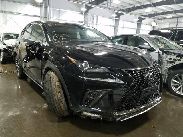 Salvage 2020 Lexus NX 300 F-S for sale