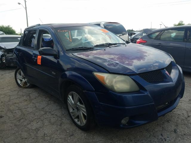 Pontiac salvage cars for sale: 2004 Pontiac Vibe