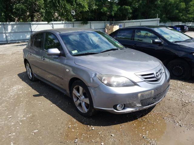 Salvage 2006 MAZDA 3 HATCHBAC - Small image. Lot 42025030