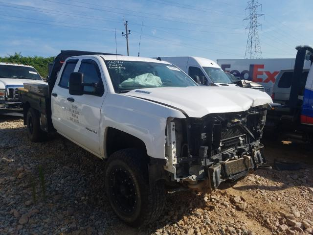 Vehiculos salvage en venta de Copart China Grove, NC: 2015 Chevrolet Silverado