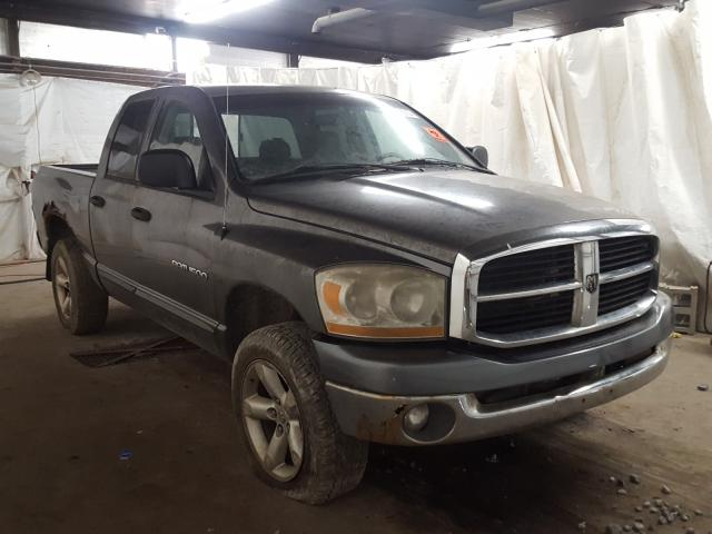 Salvage cars for sale from Copart Ebensburg, PA: 2007 Dodge RAM 1500 S
