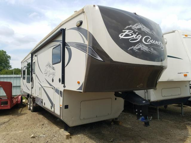 2012 Heartland BIG Countr for sale in Conway, AR