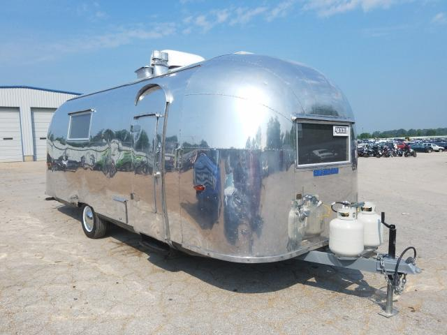 Airstream salvage cars for sale: 1960 Airstream Landyacht
