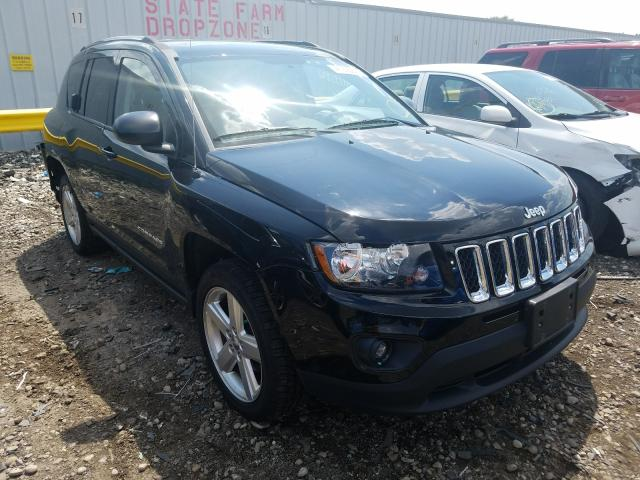 Jeep Compass LI salvage cars for sale: 2012 Jeep Compass LI