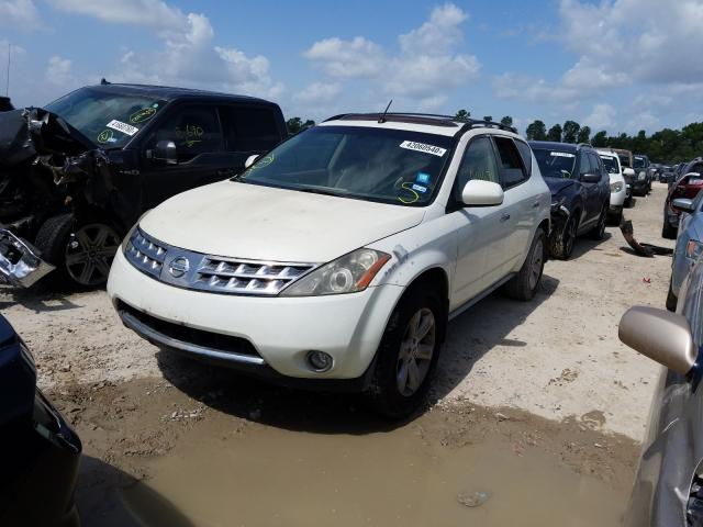 2007 NISSAN MURANO SL - Left Front View