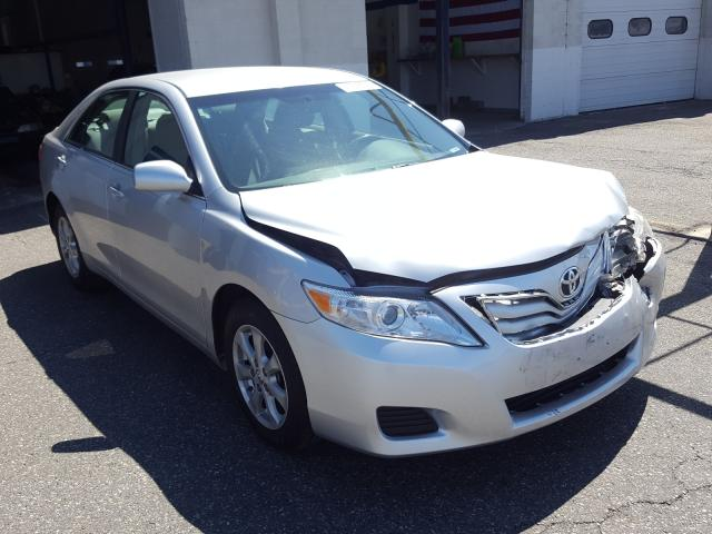 Salvage cars for sale from Copart Pasco, WA: 2011 Toyota Camry Base