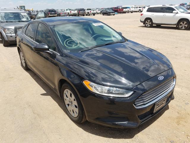 3FA6P0G73DR360612 2013 FORD FUSION S