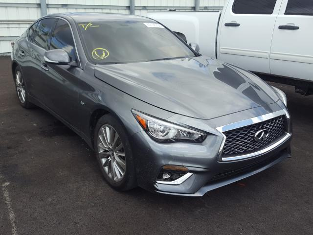 2018 Infiniti Q50 Luxe for sale in Miami, FL