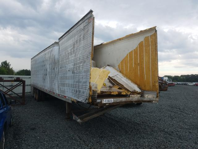 Great Dane Vehiculos salvage en venta: 1995 Great Dane Trailer