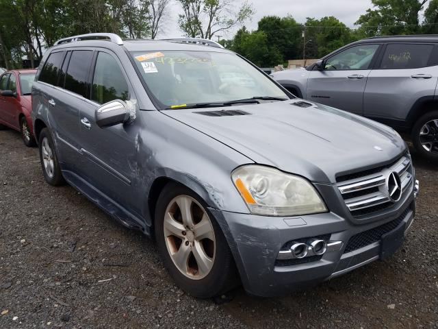 Mercedes-Benz salvage cars for sale: 2010 Mercedes-Benz GL 450 4matic