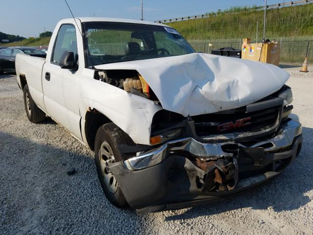 Salvage cars for sale from Copart Northfield, OH: 2005 GMC New Sierra