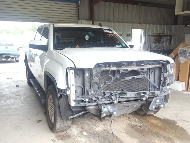 Salvage cars for sale from Copart Shreveport, LA: 2015 GMC Sierra C15