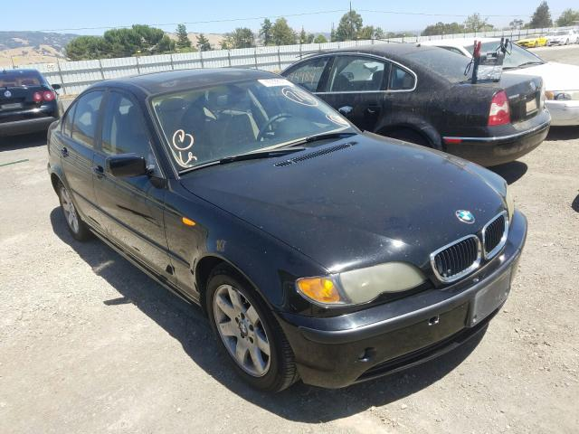 BMW 325 I salvage cars for sale: 2004 BMW 325 I