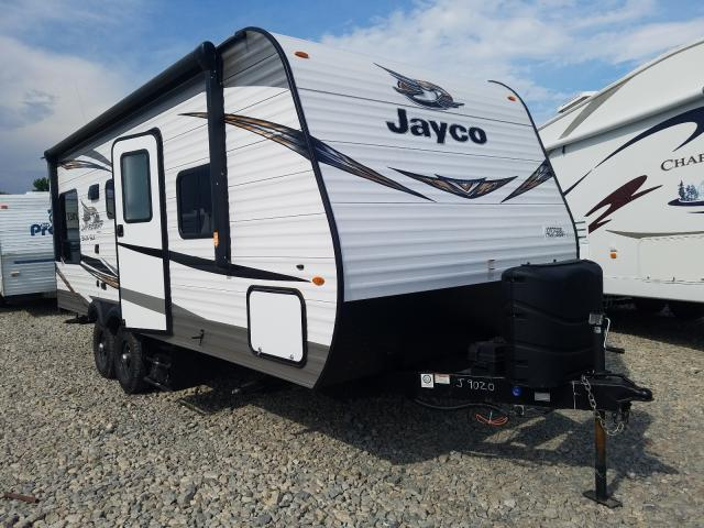 Jayco salvage cars for sale: 2019 Jayco JAY Flight