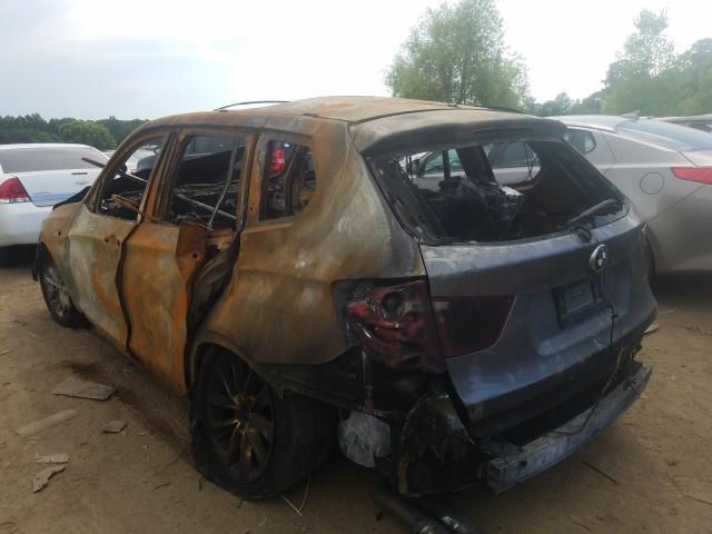 купить 2017 BMW X3 XDRIVE28I 5UXWX9C59H0D97173