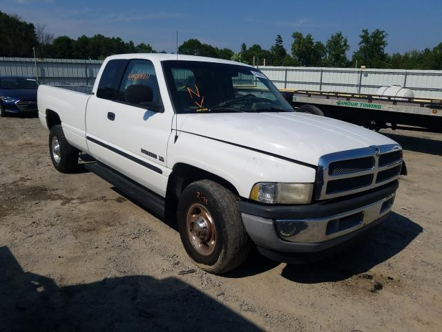 Salvage cars for sale from Copart Chatham, VA: 2000 Dodge RAM 2500