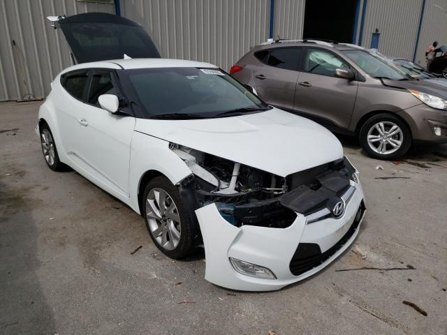 Hyundai Veloster salvage cars for sale: 2017 Hyundai Veloster
