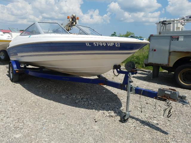 Bayliner salvage cars for sale: 1993 Bayliner Boat