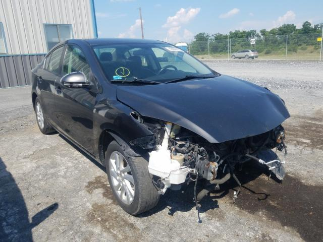 Salvage cars for sale from Copart Chambersburg, PA: 2012 Mazda 3 I