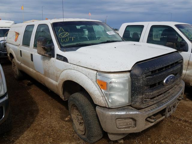 Ford F250 Super salvage cars for sale: 2011 Ford F250 Super