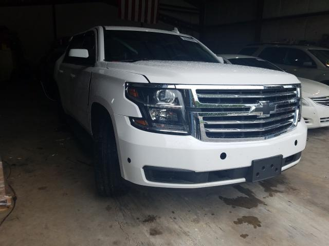 Chevrolet Tahoe Police salvage cars for sale: 2020 Chevrolet Tahoe Police