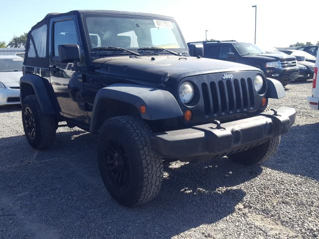 Jeep Wrangler X salvage cars for sale: 2008 Jeep Wrangler X