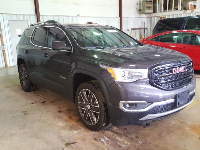 Salvage Vehicle Title 2019 Gmc Acadia 3 6l For Sale In Longview