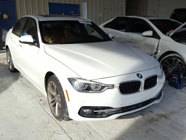 Flood-damaged cars for sale at auction: 2016 BMW 328 I Sulev